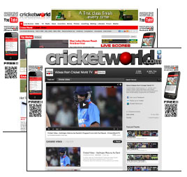 Cricket World YouTube